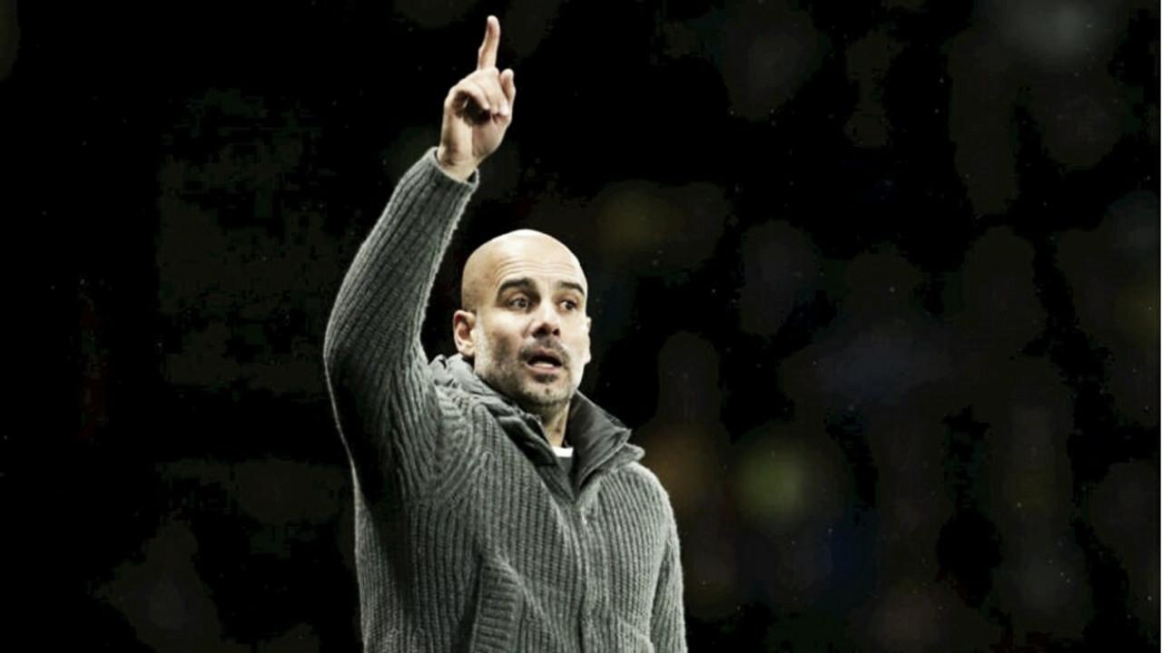 """Após vitória, Gabriel Jesus recebe elogios de Guardiola: """"Seu desempenho foi muito valioso"""""""