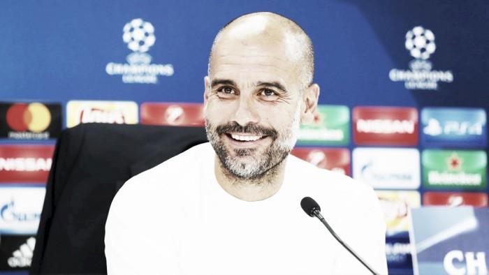 """Guardiola: """"La Champions es exigente, debemos estar en nuestro mejor nivel"""""""