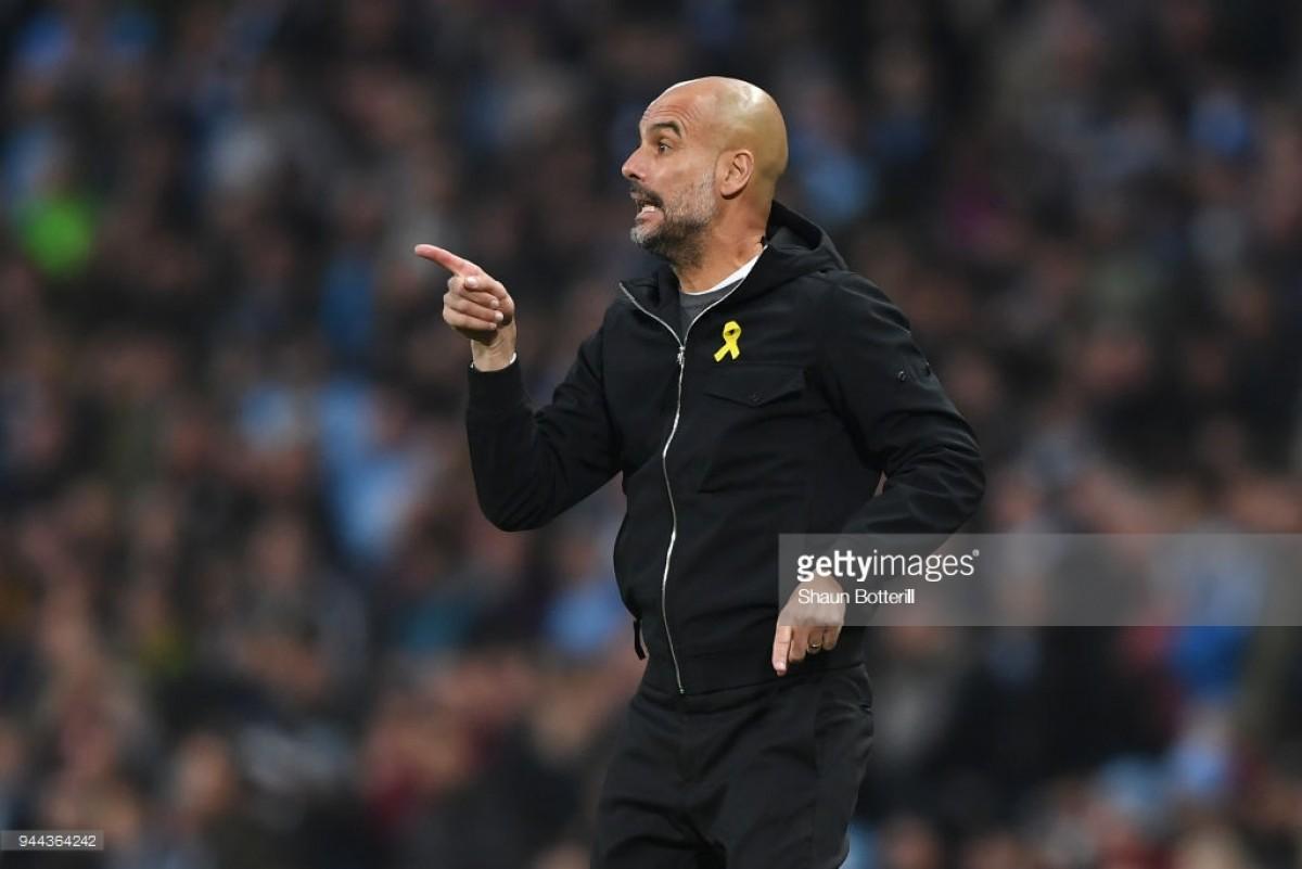 Guardiola refuses to let refereeing frustrations overshadow Liverpool praise as Manchester City crash out of Europe