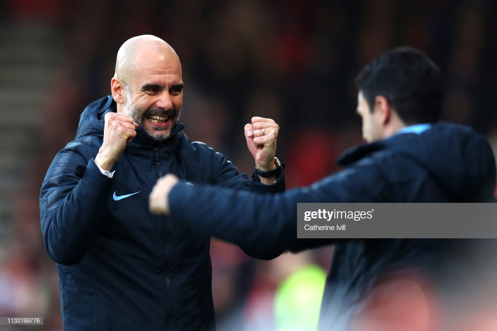 Pep Guardiola lauds Bournemouth victory as 'one of the best performances we've ever played'