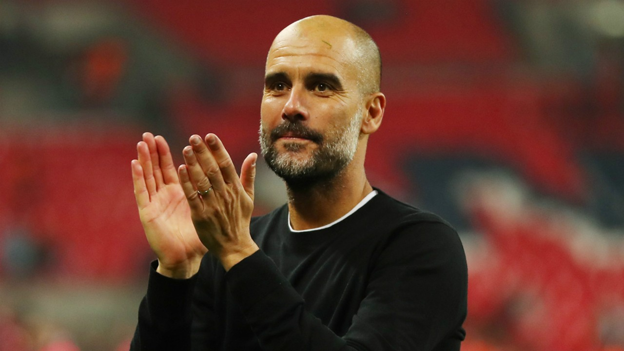 Pep Guardiola hails 'incredible' Manchester City display against Shakhtar