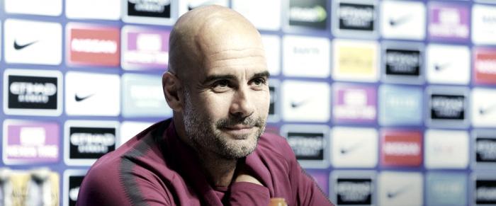 "Guardiola: ""Tenemos mucha confianza"""