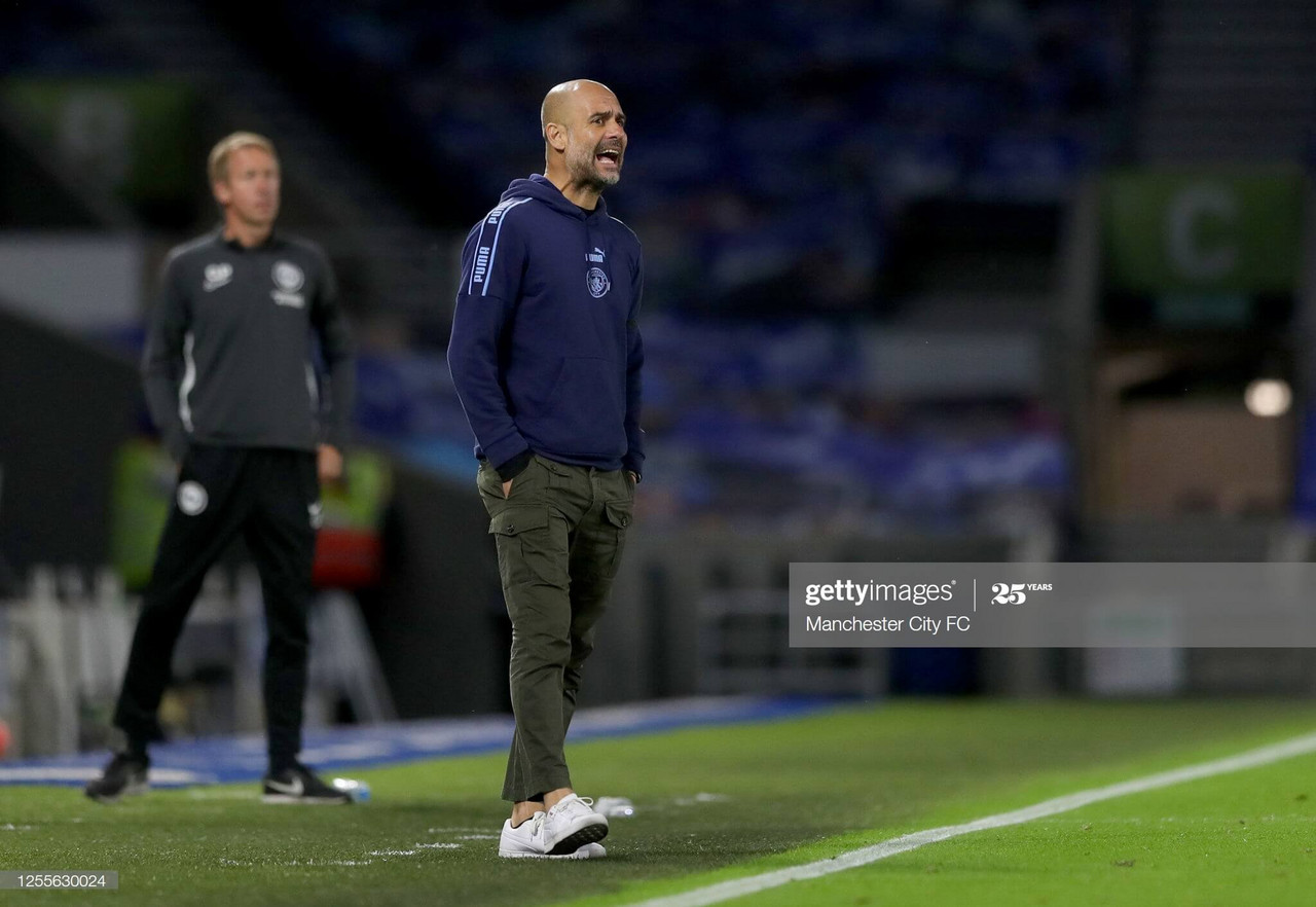 Guardiola believes Blues deserve apology