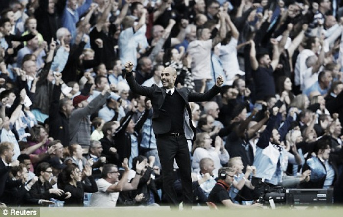 Manchester City 2-1 Sunderland: McNair calamity saves Pep's blushes