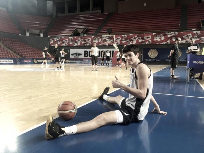 Dinamo Tbilisi - Divina Seguros Joventut: la vuelta a Europa