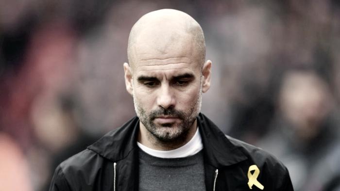 """Guardiola: """"Debemos ir partido a partido y lo que tenga que pasar ya se sabrá en el futuro"""""""