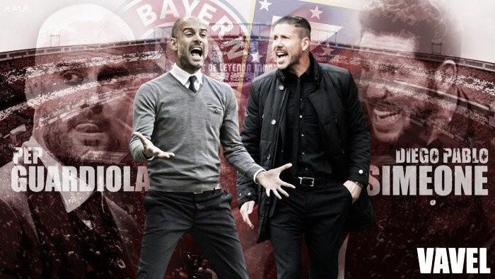 Champions League - Bayern Monaco - Atletico Madrid, notte di giganti