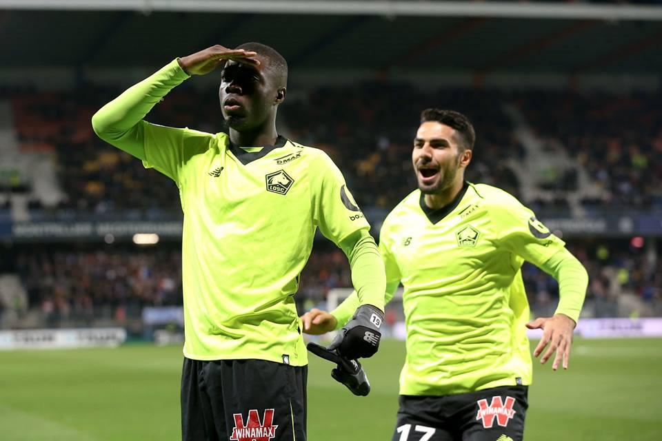 Ligue 1: il Lille ritrova la vittoria, altro pareggio per il Nizza