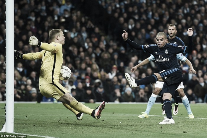 Manchester City 0-0 Real Madrid: Citizens fail to come away with advantage
