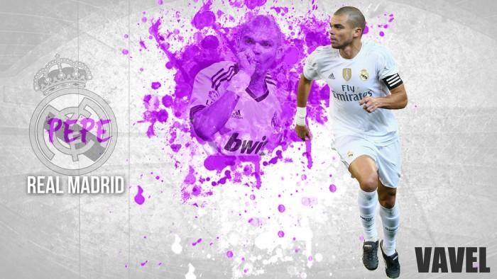 Real Madrid 2015/16: Pepe, el regreso de la solidez
