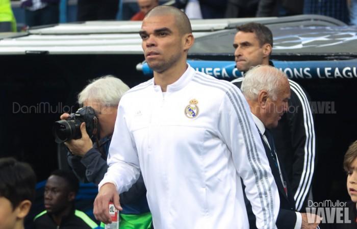 Pepe vuelve a la convocatoria