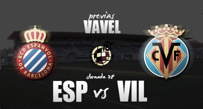 Previa Espanyol B - Villarreal B: a un paso del campeonato