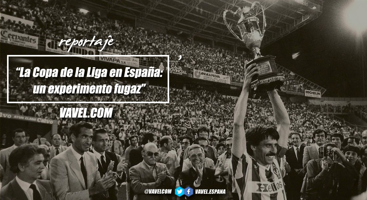 La Copa de la Liga en España: un experimento fugaz