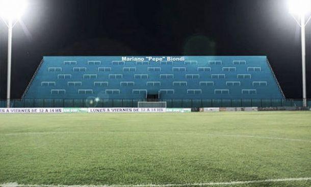 La nueva tribuna Mariano 'Pepe' Biondi