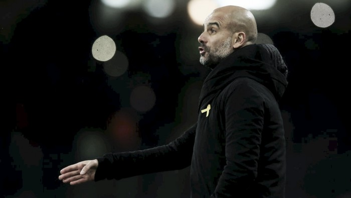 Manchester City, Guardiola: