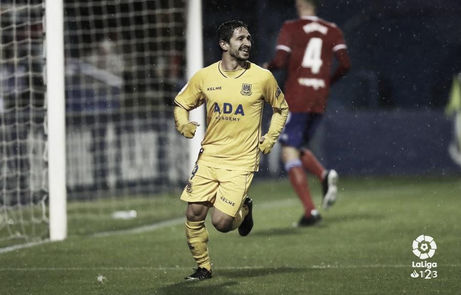 """Jonathan Pereira: """"A un delantero siempre le da moral marcar gol"""""""