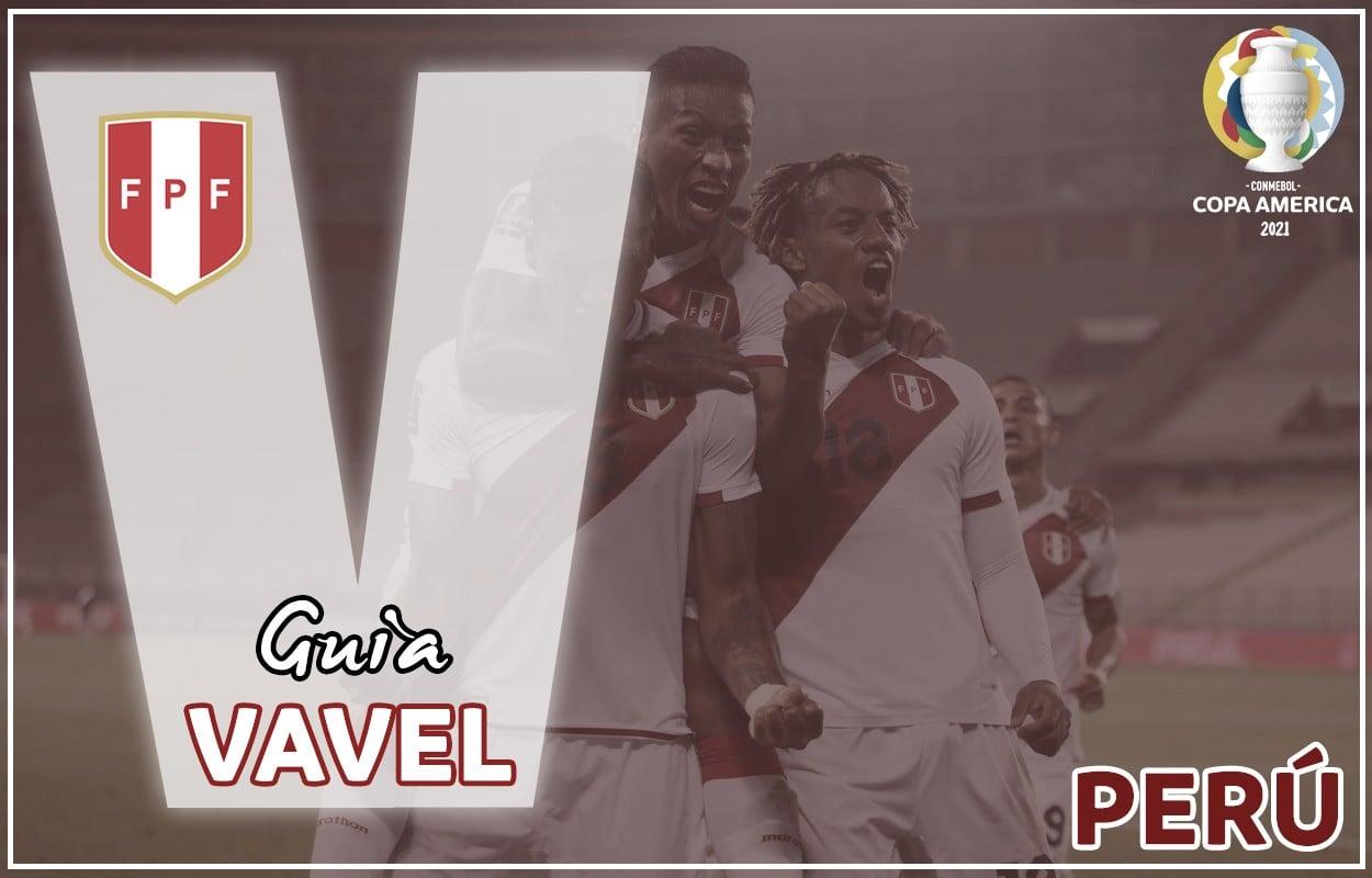 Guía VAVEL, Copa América 2021: Perú