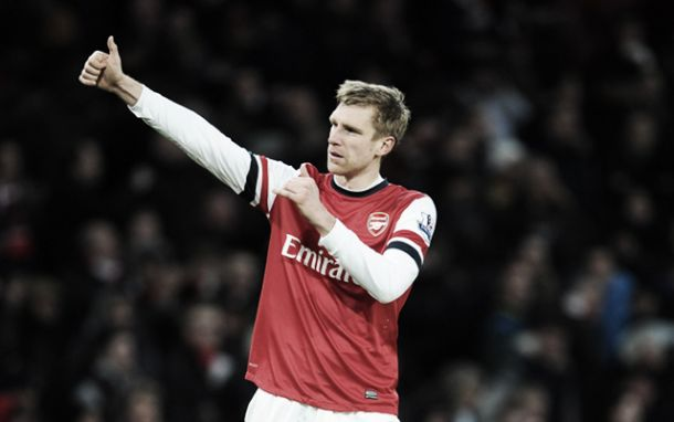 Per Mertesacker: Mockery to masterful