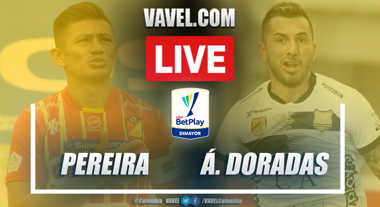 Resumen Pereira vs Águilas Doradas (0-0) en la fecha 8 por Liga BetPlay 2021-I