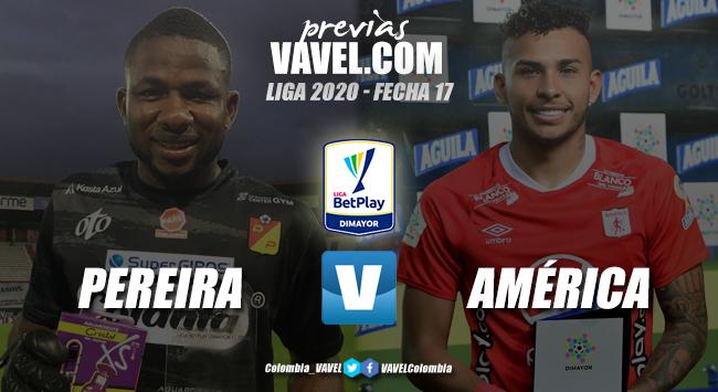 Previa Deportivo Pereira vs. América de Cali: en busca de la clasificación en suelo cafetero