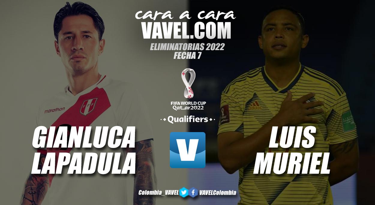 Cara a cara: Gianluca Lapadula vs Luis Muriel