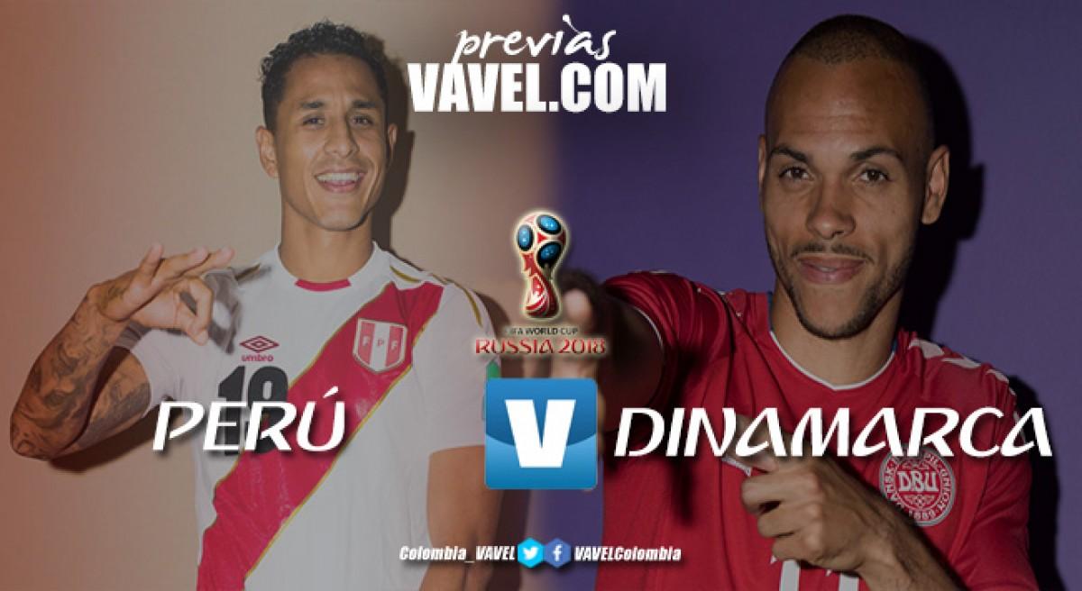Previa Perú vs Dinamarca: Un duelo más parejo de lo que parece