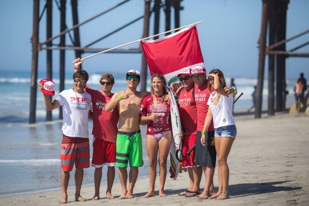 Surf: Peruanas también acceden a la segunda ronda del Mundial ISA Junior