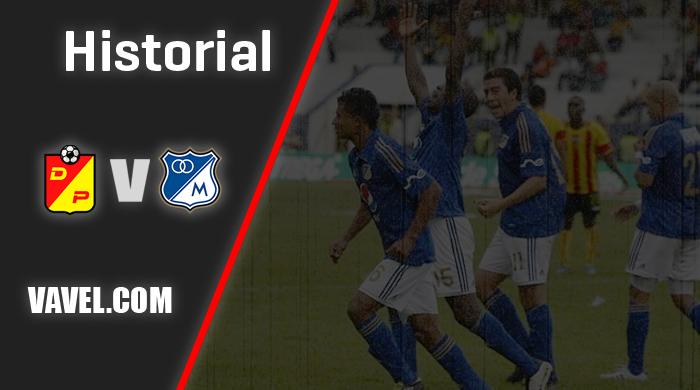 Historial Deportivo Pereira vs Millonarios: una rivalidad histórica
