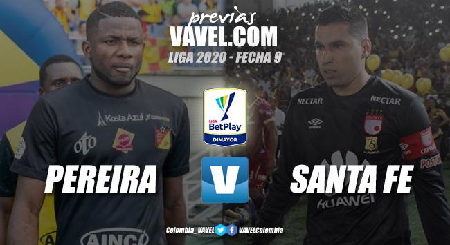 Previa Deportivo Pereira vs. Independiente Santa Fe: vuelve el fútbol para 'matecañas' y 'cardenales'
