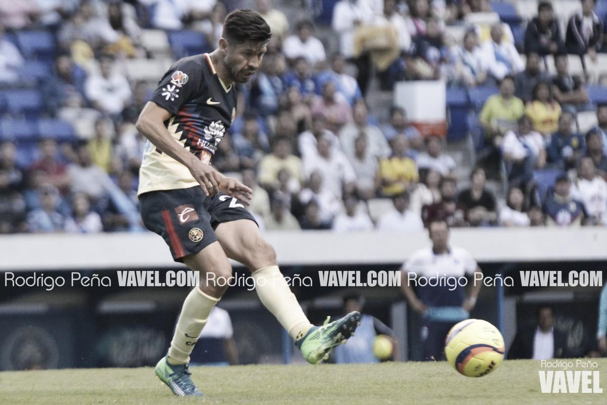 """Oribe Peralta: """"En la liguilla le tienes que ganar al que sea si quieres ser campeón"""""""