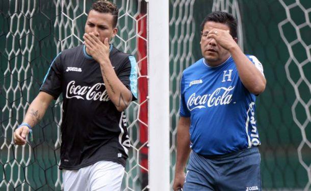 Edder Delgado sustituye a Arnold Peralta en los 23 de Honduras