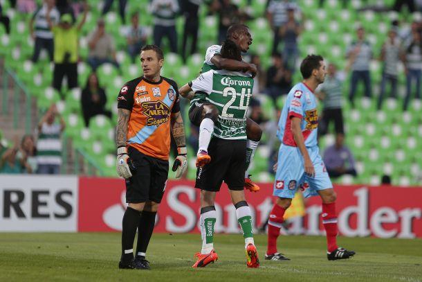 Santos Laguna estreia vencendo o Arsenal de Sarandí no México