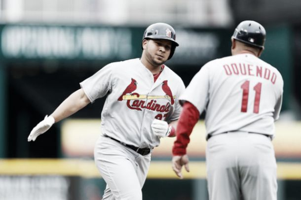 Resumen de la semana en la MLB: San Luis manda en las mayores