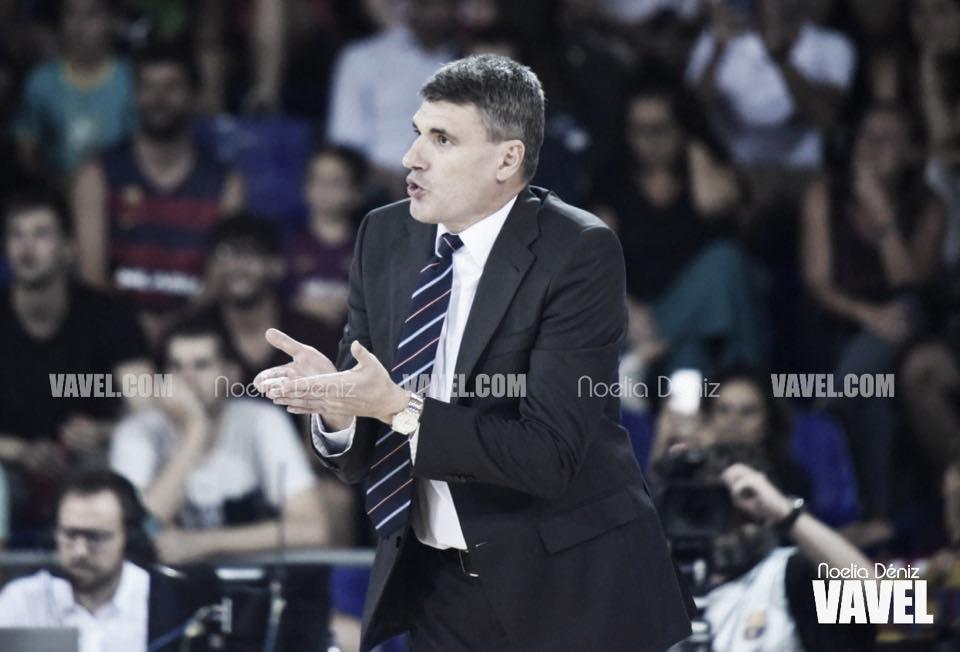 """Velimir Perasovic: """"El principio y el final del partido nos condenaron"""""""