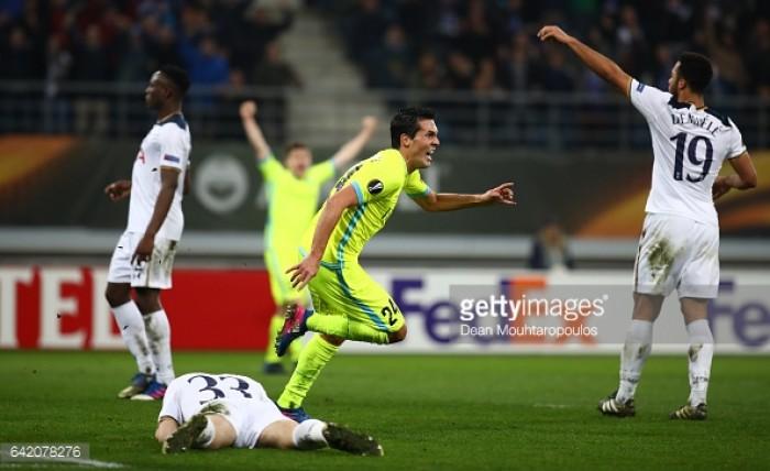 KAA Gent 1-0 Tottenham Hotspur: Pochettino's European misery continues as Spurs lose in Belgium