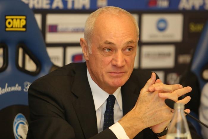 """Atalanta - l'entusiasmo di Percassi: """"Dopo l'Everton non ho dormito, ora voliamo bassi"""""""