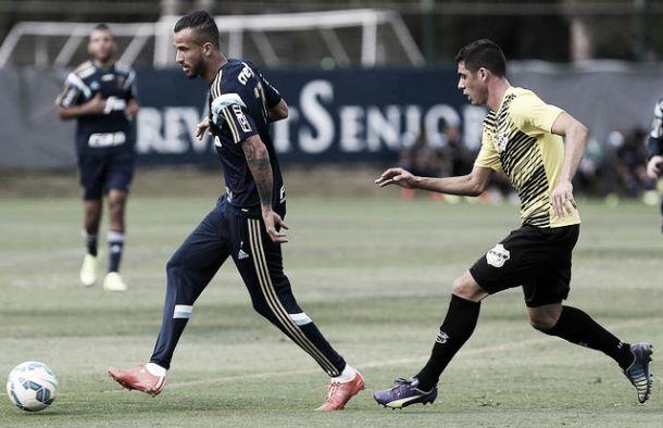 Club Brugge tem interesse em Leandro Pereira, atacante do Palmeiras