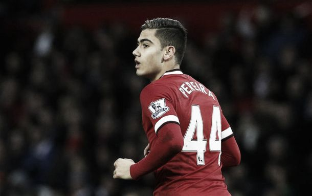 Manchester United's Andreas Pereira looking elsewhere for first-team football