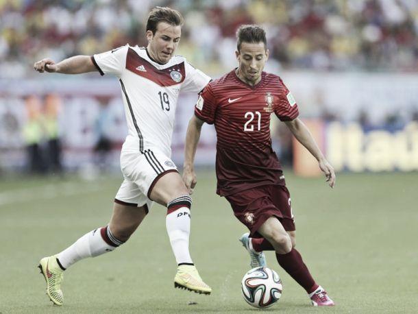 Joao Pereira joins Hannover