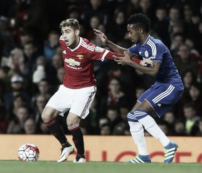 U21s: Manchester United held 1-1 at home by Chelsea