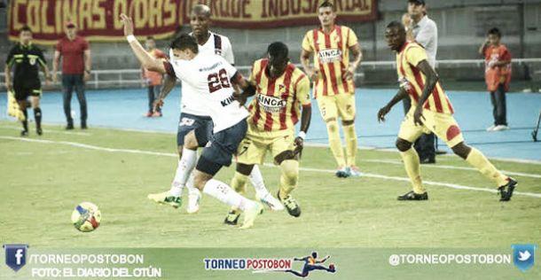 'Matecañas' y 'Samarios', firmaron un emocionante empate en Pereira