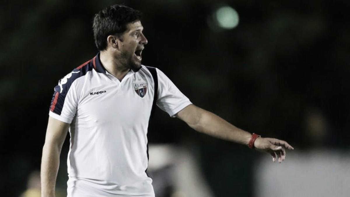 """Gabriel Pereyra: """"Llevamos un nombre muy importante en el fútbol mexicano y eso lo haremos valer"""""""