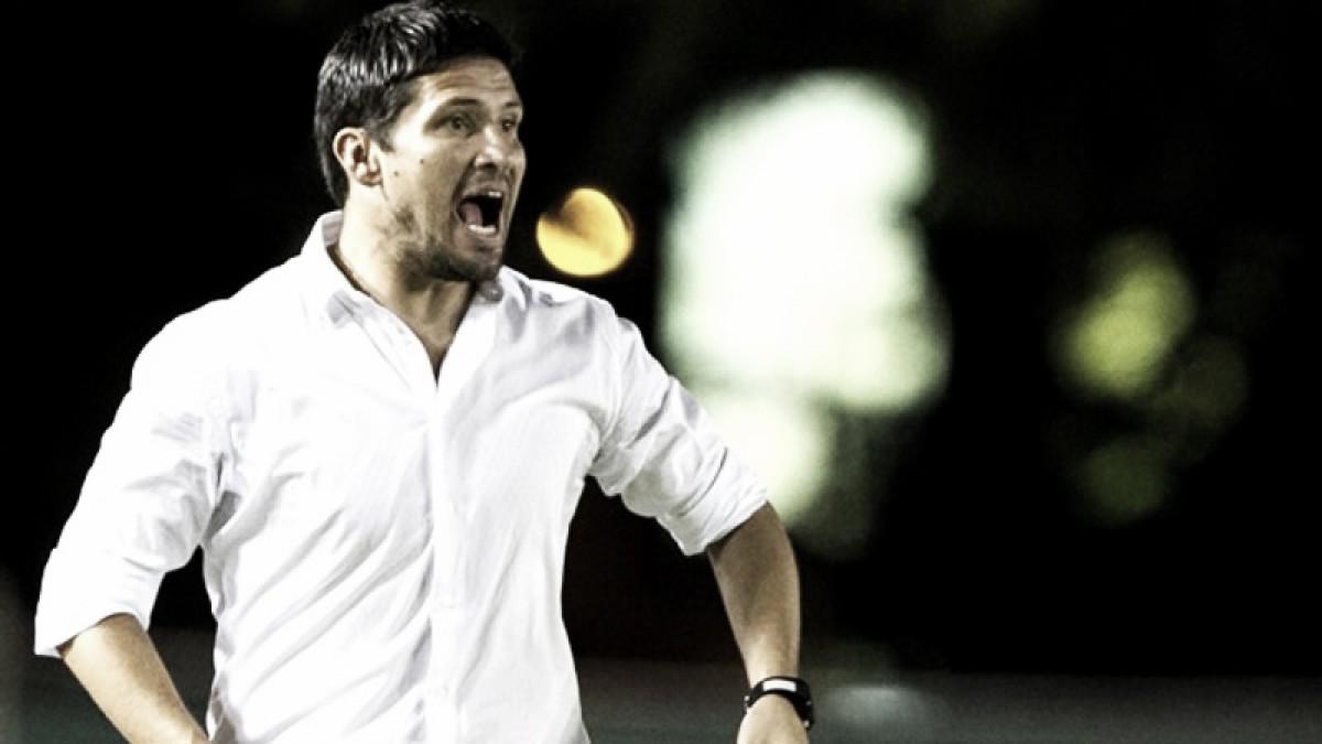 """Gabriel Pereyra: """"Tratamos de devolverle la identidad al equipo"""""""