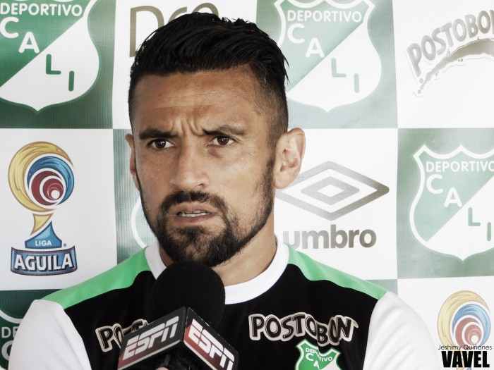 """Andrés Pérez: """"Nuestro objetivo es pelear por el título"""""""