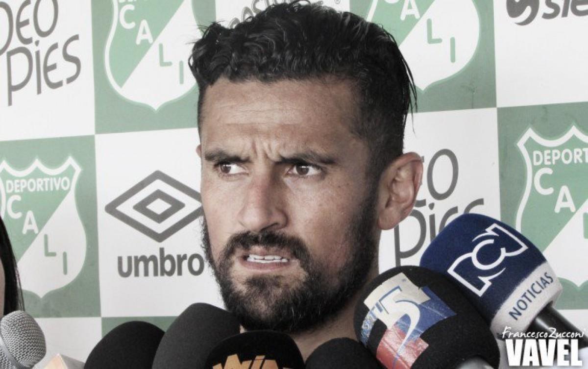 Andrés Pérez, ausente para enfrentar a Tolima