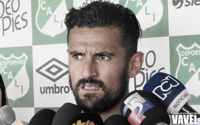 """Andrés Pérez: """"Para mi es un resultado mentiroso"""""""