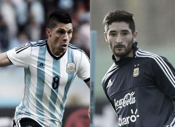 Casco y Pérez convocados a la Selección