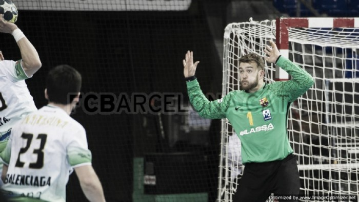 Amplia victoria del Barcelona sobre el Anaitasuna