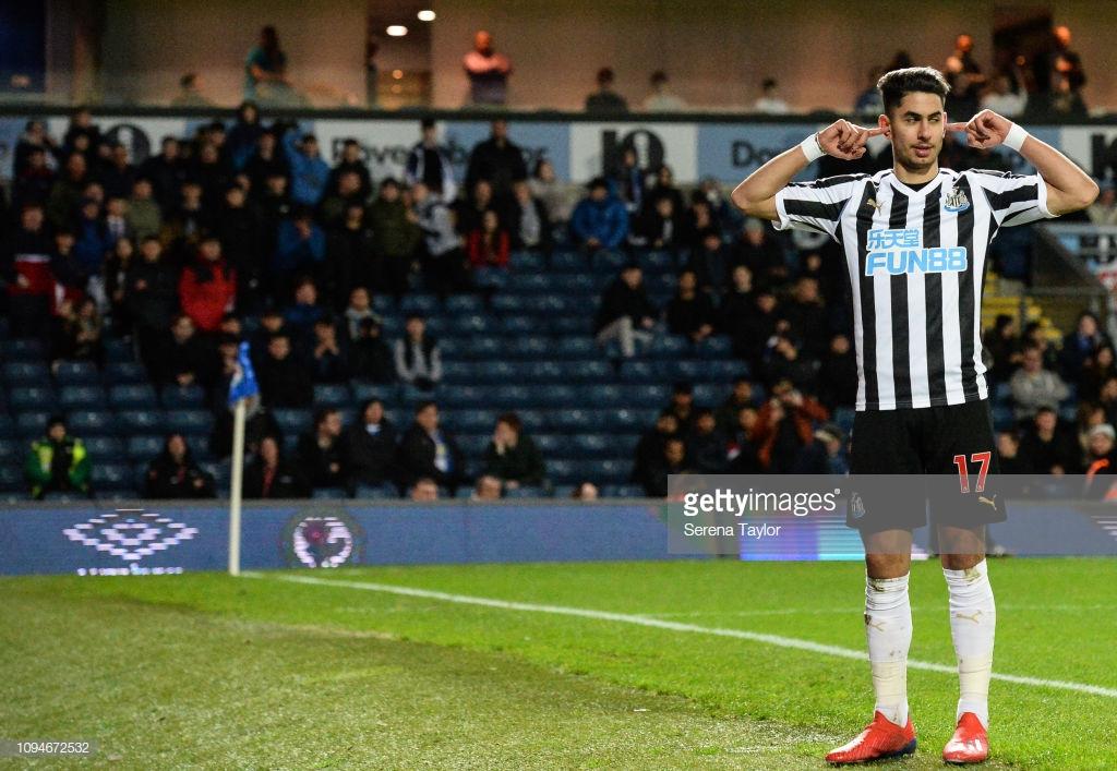 Ayoze Perez hopeful Magpies can continue their winning ways