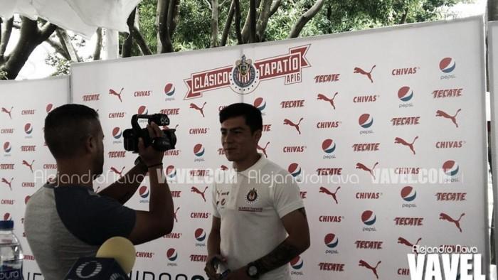 """Michael Pérez: """"La competencia interna es lo que nos ha mantenido fuerte"""""""